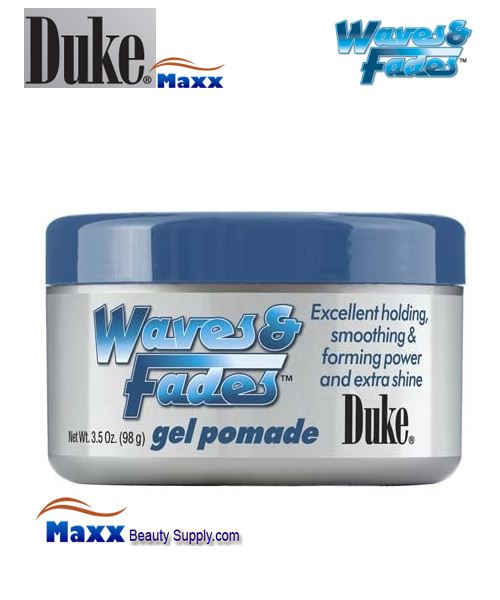 Duke Waves & Fades Gel Pomade 3.5oz - Jar